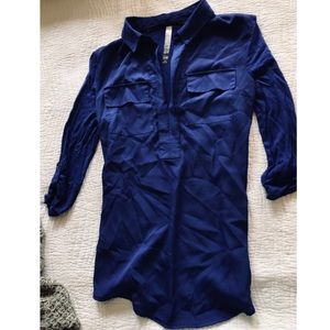 Kensie dark blue work top